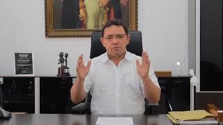 Palabras del alcalde de Santa Marta Rafael Alejandro Martínez para EL INFORMADOR