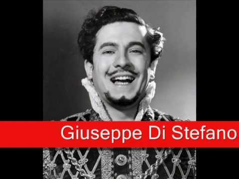 Giuseppe Di Stefano: Verdi - Rigoletto, 'La donna è mobile'