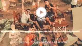 Gui Boratto - Azzurra (Vintage Culture remix)