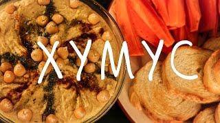 Хумус (простой рецепт закуски из нута)