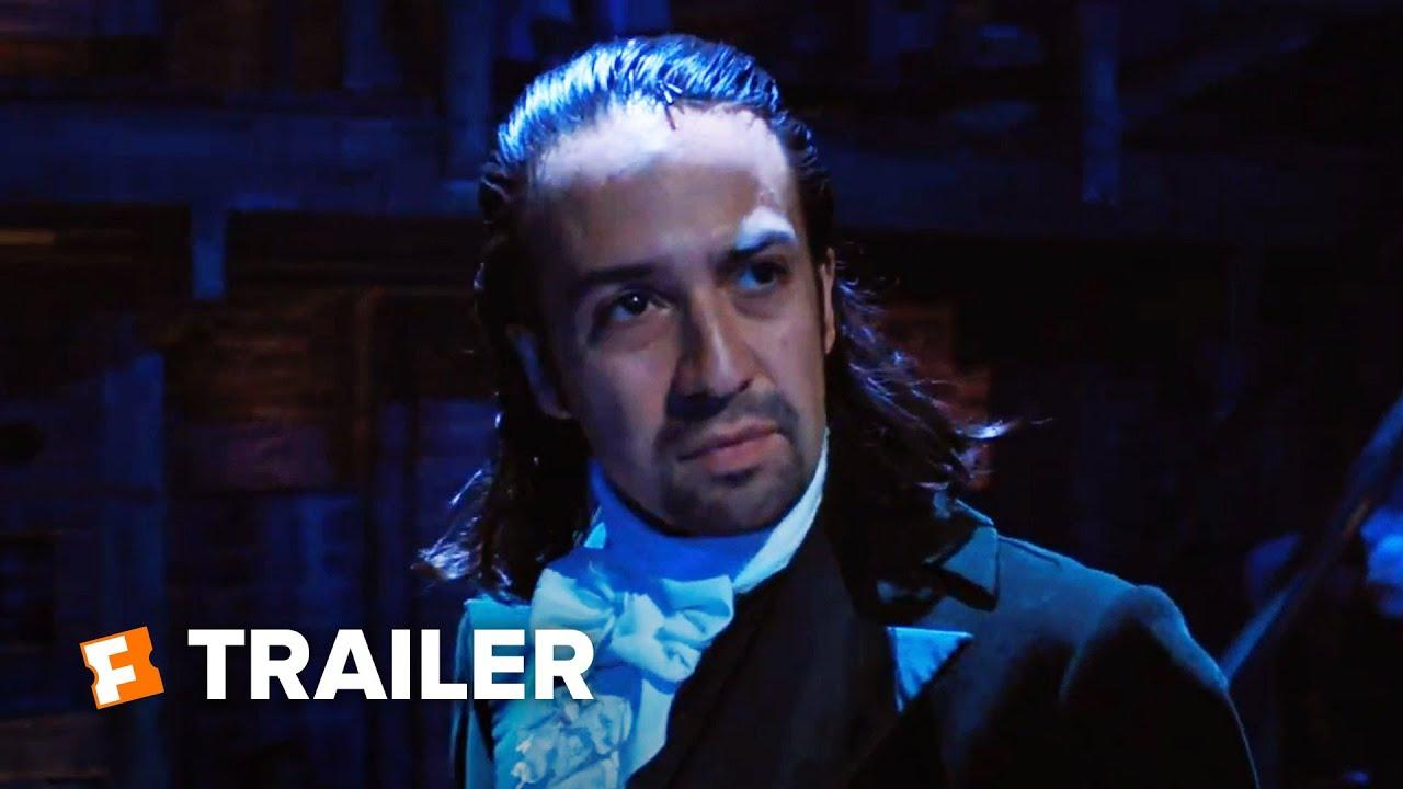 Trailer for 'Hamilton' movie released