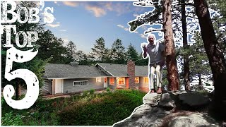 Bob's Top 5 Reasons To Love 9174  US HWY 285 Morrison, CO a 25+ Acre Home For Sale