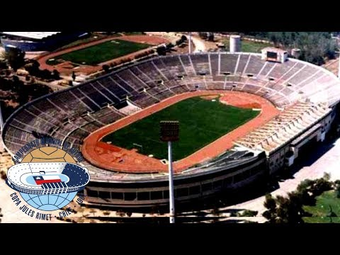 FIFA World Cup 1962 Chile Stadiums