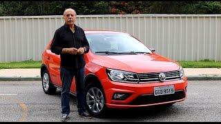 Volkswagen Gol Track 1.0 - Teste do Emilio Camanzi