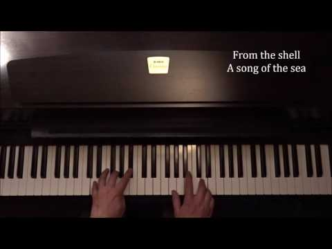 Song of the Sea (The Song) + piano sheets