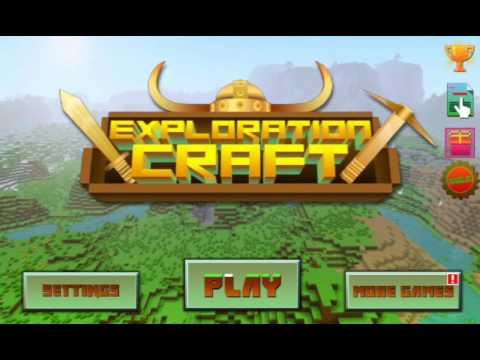 hướng dẫn hack game exploration craft (thế giới hình hộp)