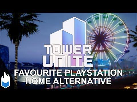 Tower Unite - Favourite Playstation Home Alternative