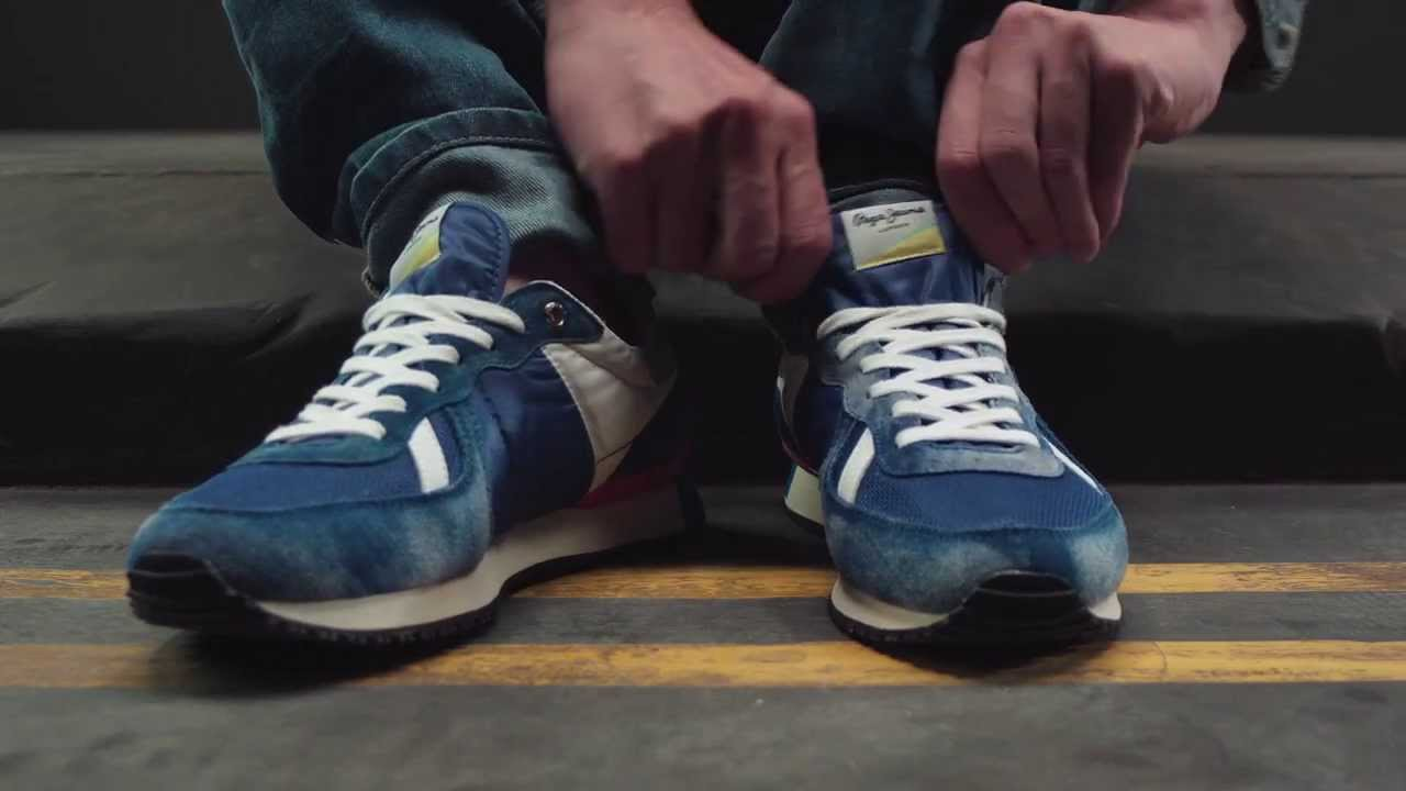 Pepe Jeans London - Footwear Spring Summer 2014 Collection (Full) - YouTube cb36009fea