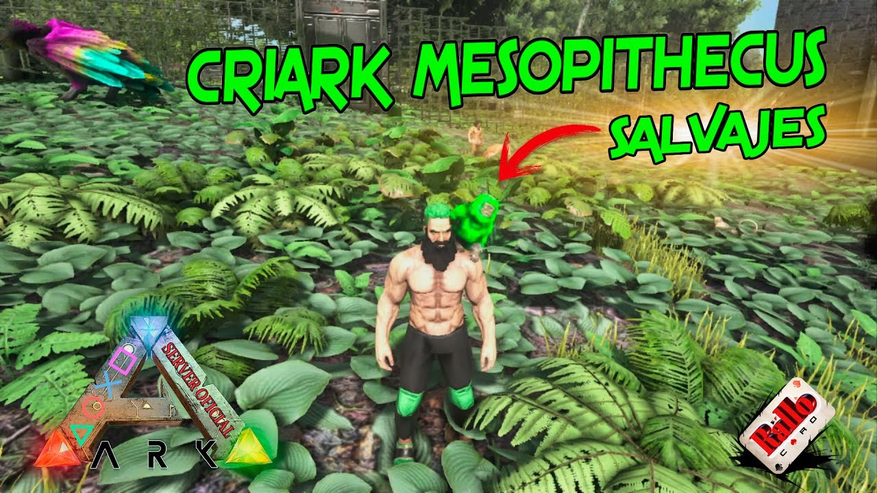 Ark survival ps4 criar mesopithecus salvajes youtube ark survival ps4 criar mesopithecus salvajes malvernweather Image collections