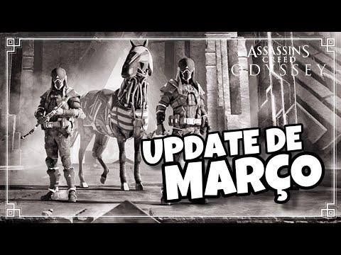 Assassin's Creed Odyssey - Novidades de Março thumbnail