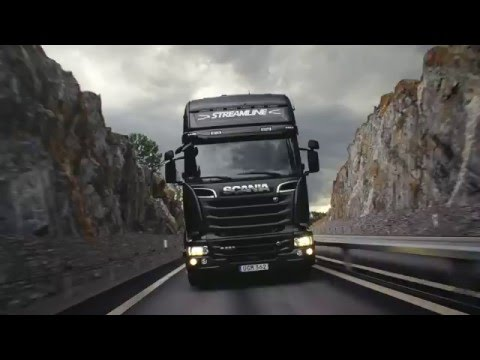 Scania Streamline Crown Edition