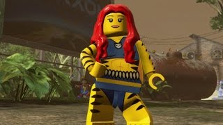 LEGO Marvel's Avengers - Tigra Unlock + Gameplay (Character Showcase)