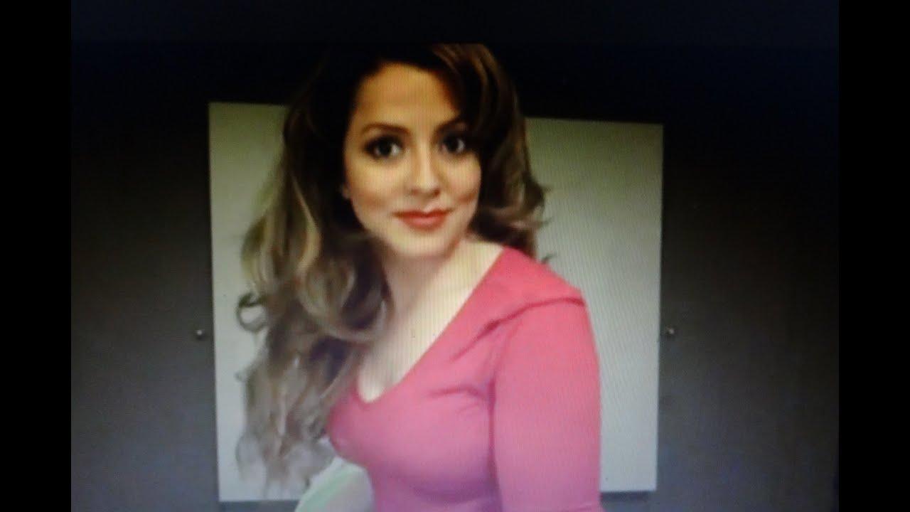 Melena Ondulada Y Con Volumen Realizada Con Plancha Grande Youtube