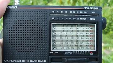 Radio exterior de España 9690 kHz.