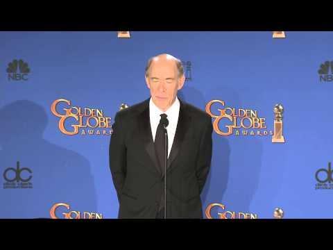 TNT   Golden Globe Awards   JK Simmons