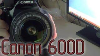 Canon 600D - Распаковка + Мини-обзор(Видео снято еще неделю назад, но все ленился выложить... Мой крутой магазин ОДЕЖДЫ: http://bit.ly/MAGAZZZ Подписывайся..., 2014-11-19T14:39:32.000Z)
