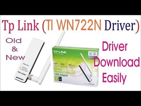 TP LINK DRIVER (TL WN 722N)II Install Driver II Easily Install II New & Old Version II
