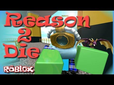 ROBLOX | Reason 2 Die | MicroGuardian | SallyGreenGamer