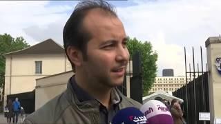 العربية تلتقي عربيان نجيا من هجمات باريس