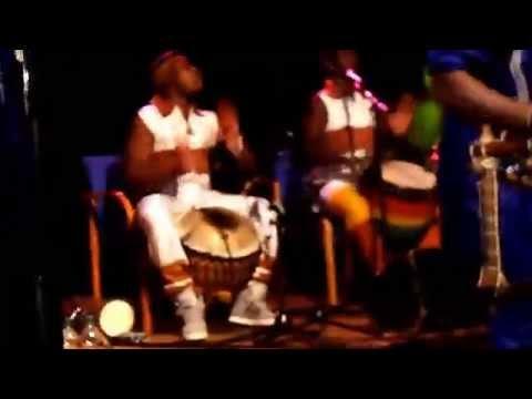 Congarilla meets Afrika - part 2