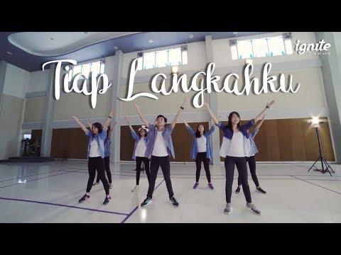 Tiap Langkahku - Lea Simanjuntak Feat. Pongki Barata // Choreography by GKI Dance Crew