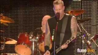 Metallica Live In Orion Music Festival - 06/23/2012 - [Ride The Lightning Album] - FULL CONCERT