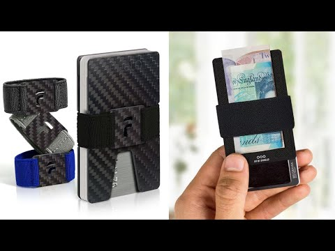 10 Futuristic Wallets for Man You Must Try