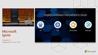 From Ops to DevOps with Windows Server containers and Windows Server 2019 - BRK2237