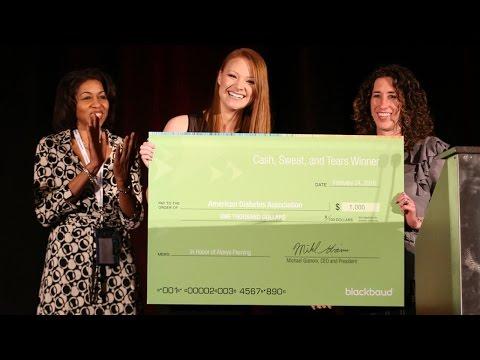 I WON A NATIONAL AWARD & $1,000 DONATION!