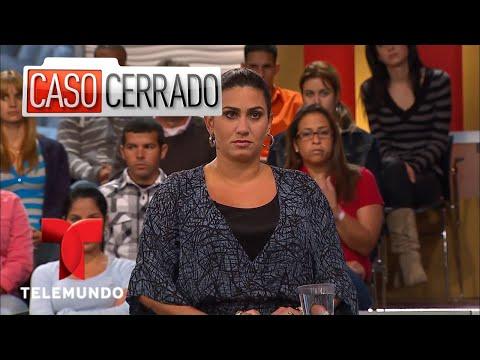 Mi Hija Me Condena👩🏽👨👨👧👦👵 | Caso Cerrado | Telemundo