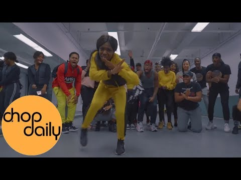 Assi ft BM - Gwara Nao Para  (Dance Class Video) | Awa Ayesha Choreography | Chop Daily