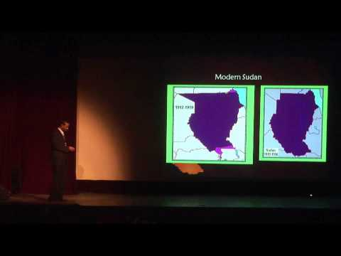 Anour, a letter from Sudan: Anour F.A. Dafa-Alla at TEDxYonsei