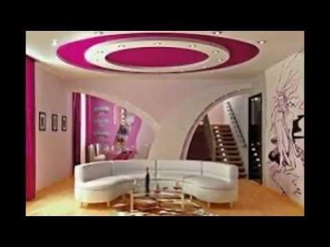Tablaroca los mejores dise os youtube for Modelos de yeso para techos