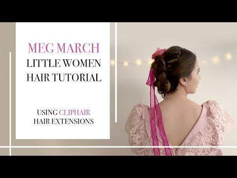 meg-march--little-women-hairstyles-tutorial-using-cliphair-extensions