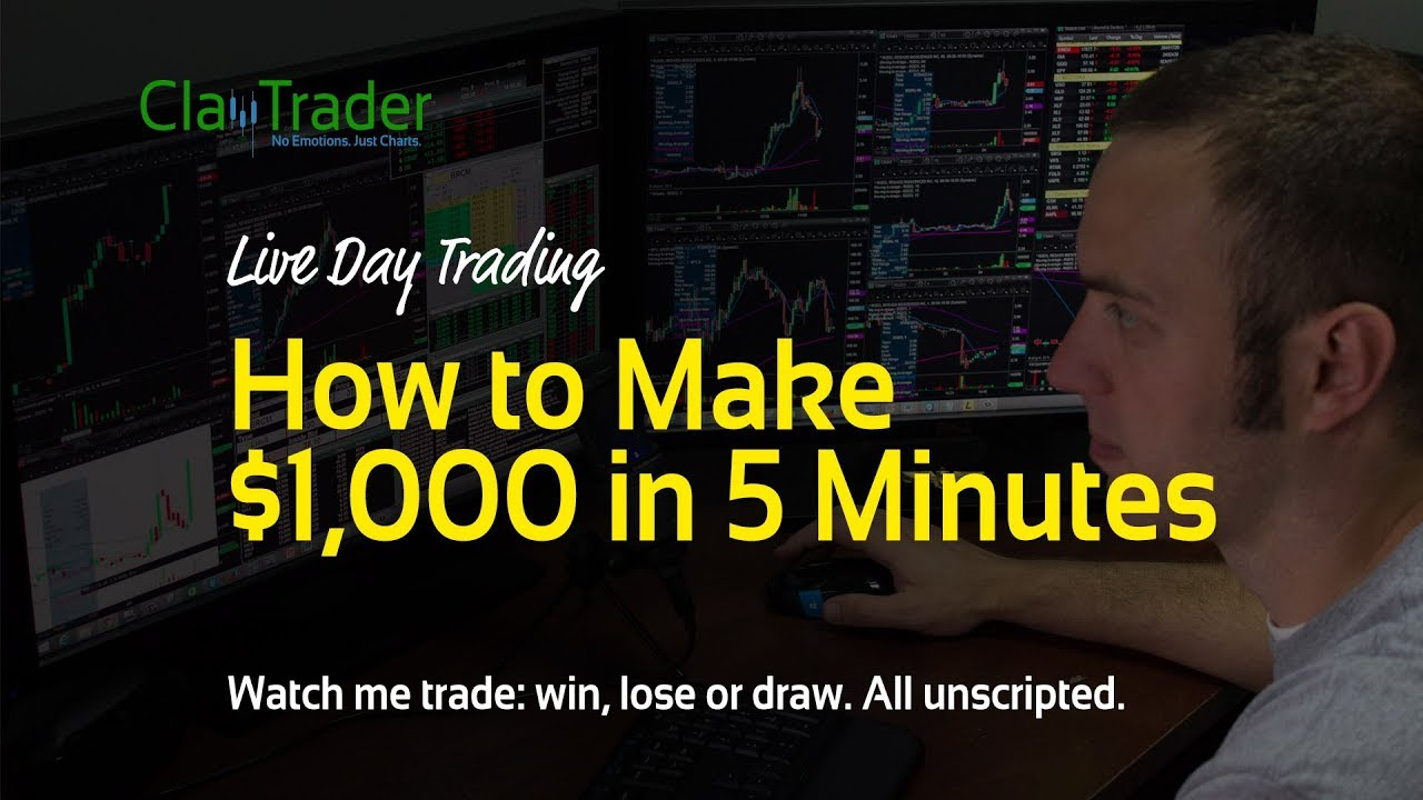 How to day trade crypto for a living