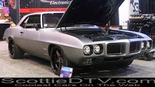 1969 Pontiac Firebird Goolsby Customs The SEMA Show 2017