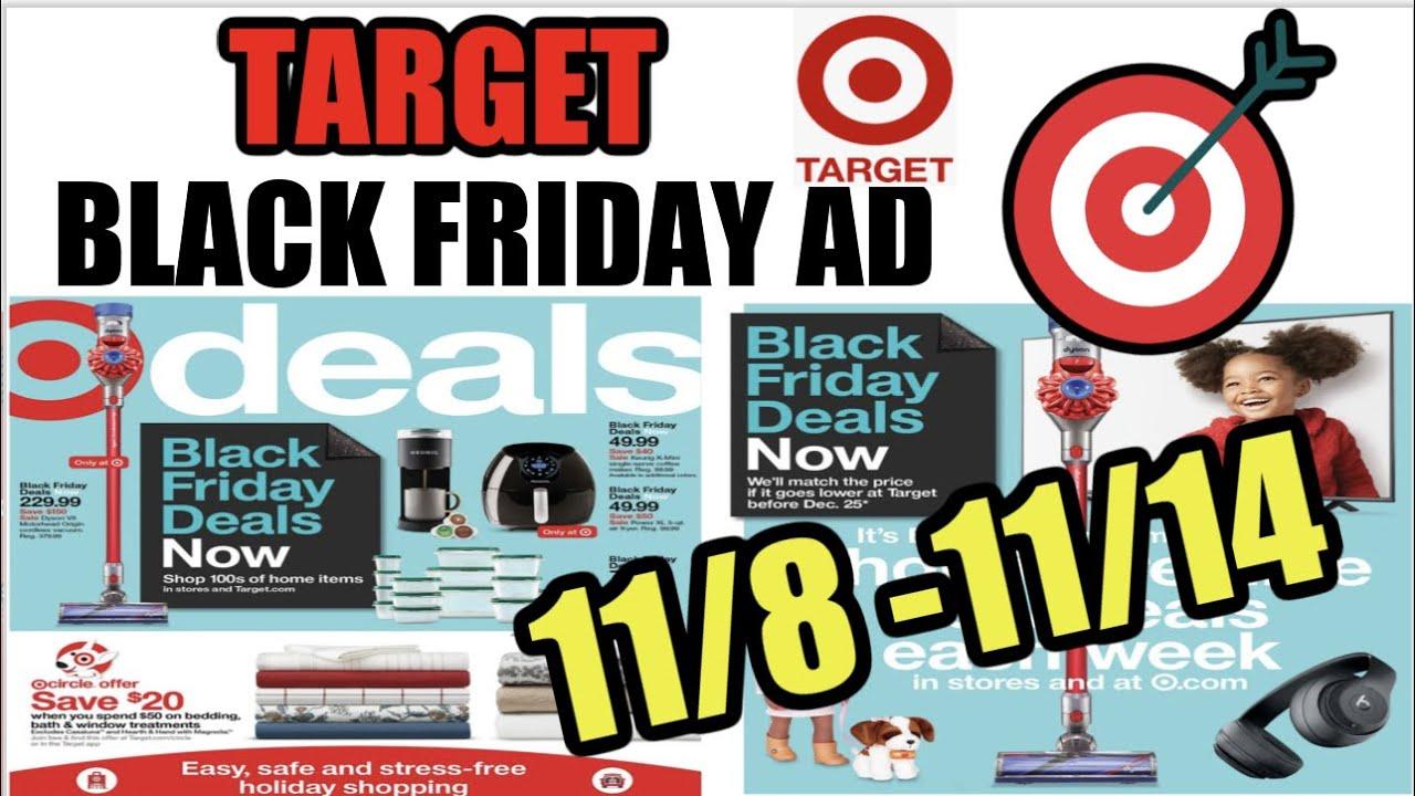 Target Black Friday 2020 Deals 11 8 11 14 Dyson Keurig More Youtube