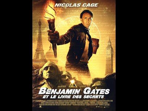 Benjamin Gates et le livre des secrets poster