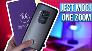 Rozpakowanie Motorola One ZOOM - Unboxing i PIERWSZE wrażenia +KONKURS / Mobileo PL