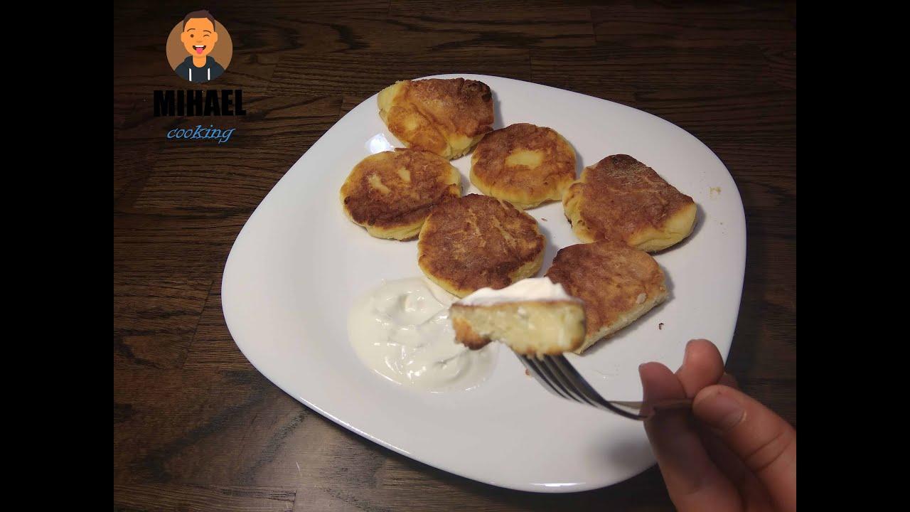 Как приготовить сырники из творога фото пошагово
