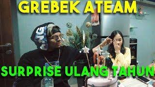 GREBEK ATEAM SURPRISE ULTAH SAMPAI NANGIS! + ATTA MUSIC SURABAYA…