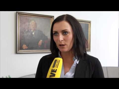 Elisabeth Köstinger von der ÖVP zur EU Wahl