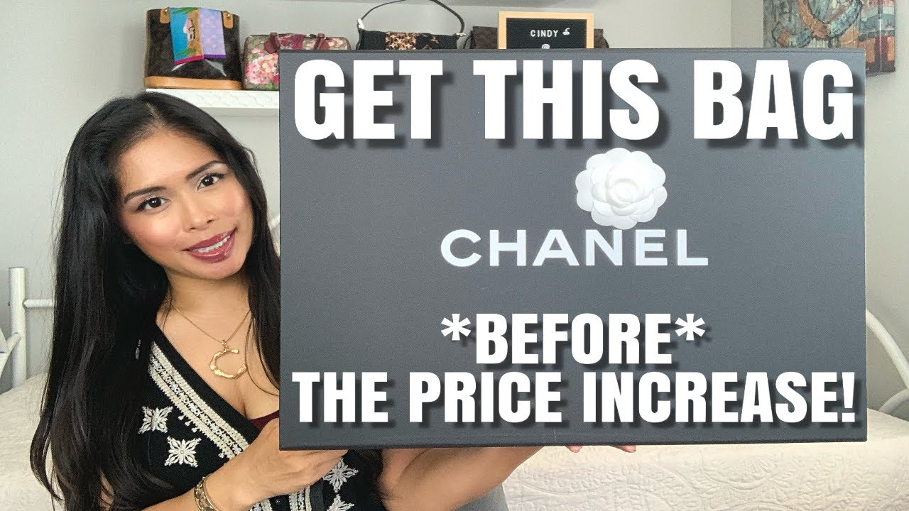 Chanel 20P Deauville Tote Unboxing - Get This Chanel Bag *BEFORE* the Next Huge Price Increase!