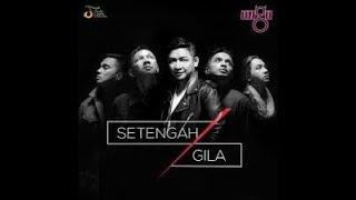 SETENGAH GILA - UNGU Karaoke