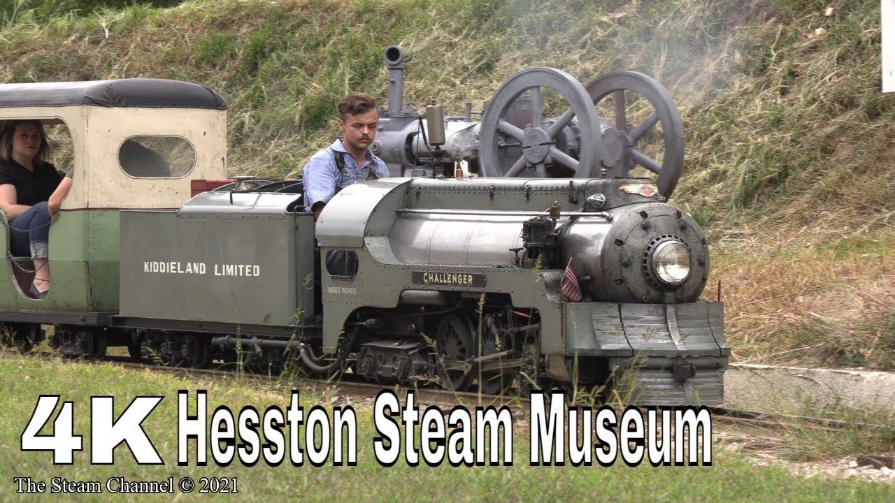 Hesston Steam & Power Show: Grand Scale Steam