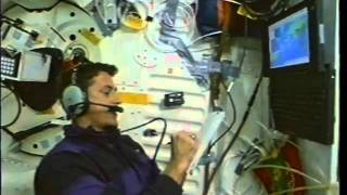 Space Shuttle Flight 70 (STS-70) Post Flight Presentation