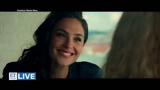 Reaction To Wonder Woman 1984 Trailer   ET Canada LIVE