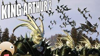 King Arthur 2 Gameplay - The Total War Competitor Similar to Total War