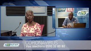 """ÉDITION SPÉCIALE CORONAVIRUS - 03 AVRIL 2020 - PARTIE 2 Dina GELABALE """"SOS MAL ÊTRE"""""""