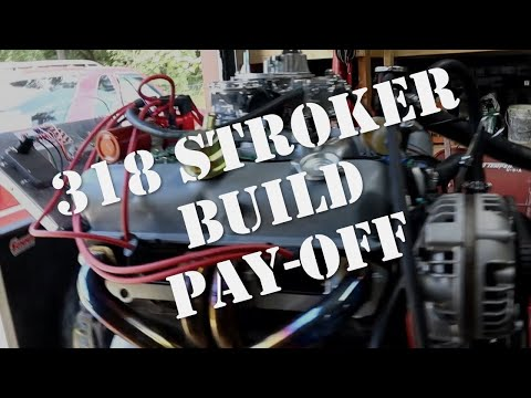 Project Fast Fish: Chrysler 318 Stroker Build - Pay-off (Season 1: Episode 6)